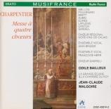 CHARPENTIER - Malgoire - Messe à 4 choeurs H.4