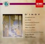 INDY - Plasson - Symphonie sur un chant montagnard français op.25