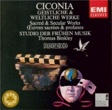 CICONIA - Studio der Früh - Madrigaux