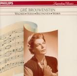 Wagner - Verdi - Beethoven - Weber