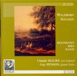 Sonates Waldhorn (cor & piano)