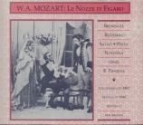 MOZART - Panizza - Le nozze di Figaro (Les noces de Figaro), opéra bouff