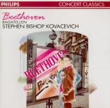 BEETHOVEN - Kovacevich - Sept bagatelles pour piano op.33