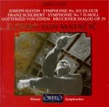 HAYDN - Matacic - Symphonie n°103 en ré majeur Hob.I:103 'Drum roll' (Ro