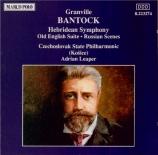 BANTOCK - Leaper - Hebridean symphony