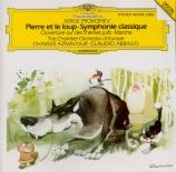 PROKOFIEV - Abbado - Pierre et le loup, conte symphonique pour enfants
