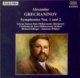 GRECHANINOV - Edlinger - Symphonie n°1 op.6