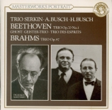 BEETHOVEN - Busch - Trio avec piano op.70 n°1 'Des esprits'