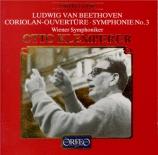 BEETHOVEN - Klemperer - Symphonie n°3 op.55 'Héroïque'