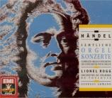 Les Concertos pour orgue