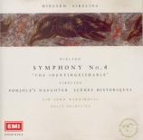 NIELSEN - Barbirolli - Symphonie n°4 op.29 'L'inextinguible'
