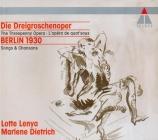 WEILL - Lenya - Die Dreigroschenoper (L'opéra de quat'sous)