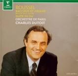 ROUSSEL - Dutoit - Suite en fa op.33