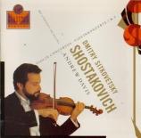 CHOSTAKOVITCH - Sitkovetsky - Concerto pour violon et orchestre n°1 en l