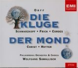 ORFF - Sawallisch - Die Kluge