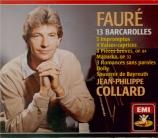 FAURE - Collard - Valse-caprice pour piano n°1 en la op.30
