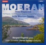 MOERAN - Handley - Rhapsodie n°1, pour orchestre