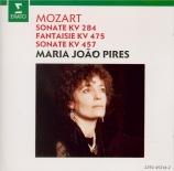 MOZART - Pires - Sonate pour piano n°6 en ré majeur K.284 (K6.205b) 'Dür