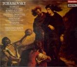 TCHAIKOVSKY - Simon - Hamlet, musique de scène, op.67a