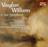 VAUGHAN WILLIAMS - Thomson - Symphonie n°1 'A sea symphony'