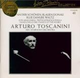 WALDTEUFEL - Toscanini - Les patineurs op.183