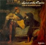 Liszt at the Opera Vol.1