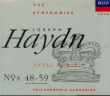 HAYDN - Dorati - Symphonie n°48 en fa mineur Hob.I:48 'Maria Theresia'