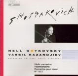 CHOSTAKOVITCH - Gotkovsky - Concerto pour violon n°1 op.77