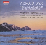 BAX - Thomson - Winter legends, pour piano et orchestre GP.303