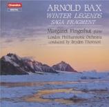 BAX - Thomson - Winter legends, pour piano et orchestre GP.303