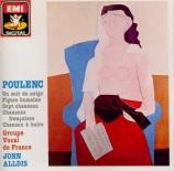 POULENC - Alldis - Sept chansons pour chœur a cappella FP.081