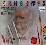 BRUCKNER - Inbal - Symphonie n°6 en la majeur WAB 106