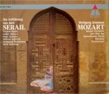 MOZART - Harnoncourt - Die Entführung aus dem Serail (L'enlèvement au sé