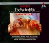 MOZART - Harnoncourt - Die Zauberflöte (La flûte enchantée), opéra en de