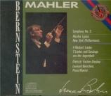 MAHLER - Bernstein - Symphonie n°3
