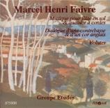 FAIVRE - Harbonnier - Dialogue nocturne d'une contrebasse et d'un cor an