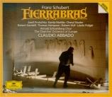 SCHUBERT - Abbado - Fierrabras, opéra en 3 actes op.76 D.796