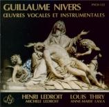 Pièces pour orgue et motets