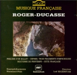 ROGER-DUCASSE - Segerstam - Prélude d'un ballet