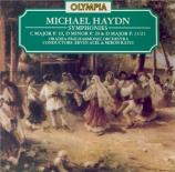 HAYDN - Oradea Philharm - Symphonie n°18 en do majeur P.10