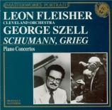 SCHUMANN - Fleisher - Concerto pour piano et orchestre en la mineur op.5