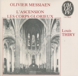 MESSIAEN - Thiry - Les corps glorieux