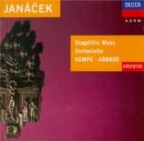 JANACEK - Kempe - Messe glagolitique