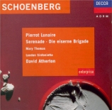 SCHOENBERG - Atherton - Sérénade op.24