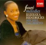 FAURE - Hendricks - Après un rêve, mélodie pour voix et piano op.7 n°1