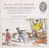 SCHUMANN - Blumenthal - Album fur die Jugend op.68 (Album pour la