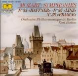 MOZART - Böhm - Symphonie n°35 'Haffner' K.385