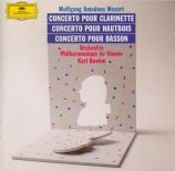 MOZART - Prinz - Concerto pour clarinette et orchestre en la majeur K.62