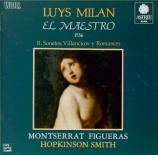 El Maestro Vol.2 : Sonetos, Villancicos y Romances