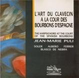 Art du clavecin à la cour des Bourbons d'Espagne